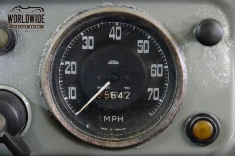 1966 Land Rover SERIES 88 IIA CONVERTIBLE. NEW TOP! 35K ORIGINAL MILES  | Denver, CO | Worldwide Vintage Autos in Denver, CO