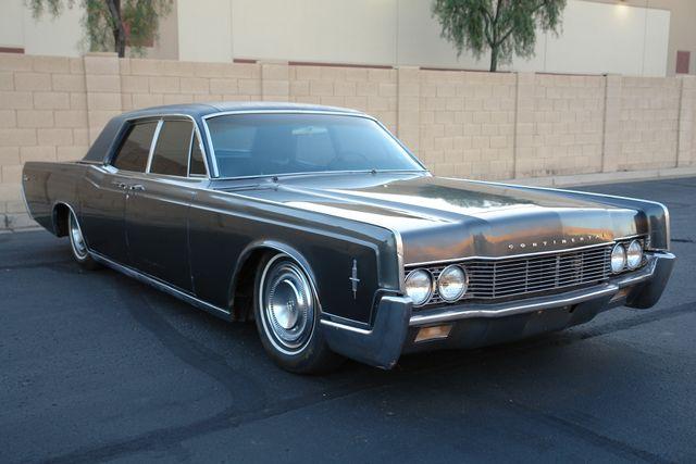 1966 Lincoln Continental Phoenix, AZ 17