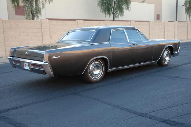 1966 Lincoln Continental Phoenix, AZ 2