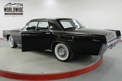 1966 Lincoln CONTINENTAL ONE OWNER CA CAR AC 34K MILES | Denver, CO | Worldwide Vintage Autos in Denver, CO