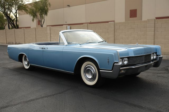 1966 Lincoln Continental Phoenix, AZ 0