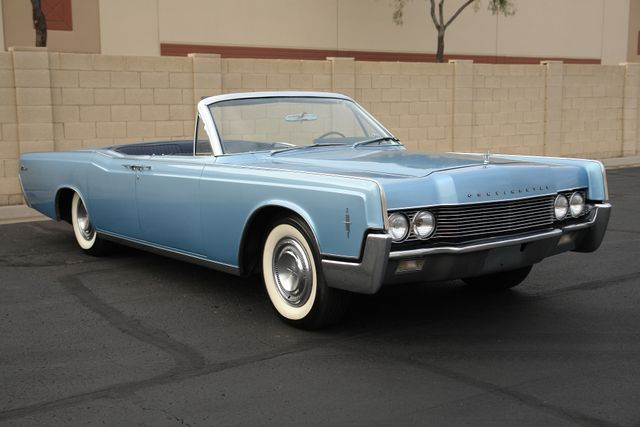 1966 Lincoln Continental Phoenix, AZ 13