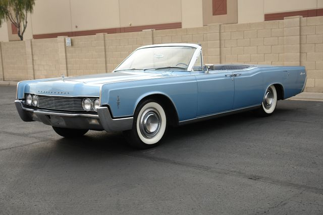 1966 Lincoln Continental Phoenix, AZ 14