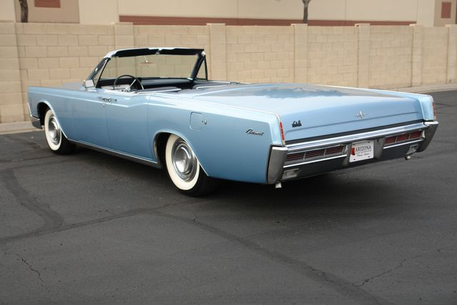 1966 Lincoln Continental Phoenix, AZ 20