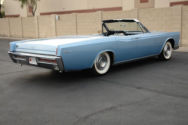 1966 Lincoln Continental Phoenix, AZ 21