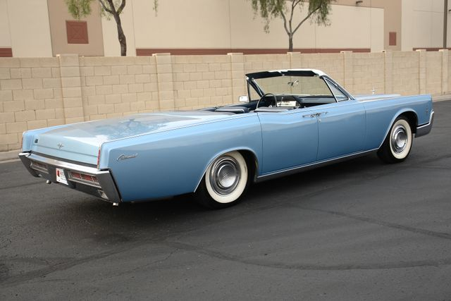 1966 Lincoln Continental Phoenix, AZ 3
