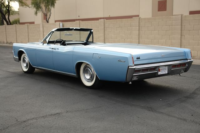 1966 Lincoln Continental Phoenix, AZ 5