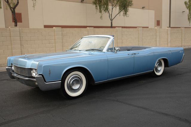 1966 Lincoln Continental Phoenix, AZ 8