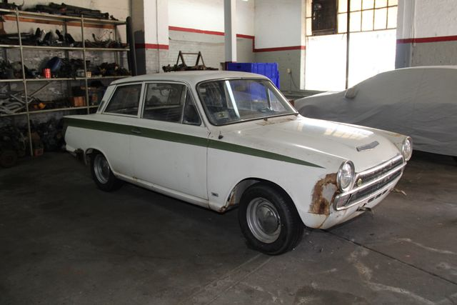 1966 Lotus CORTINA MK1 in Jacksonville FL, 32246