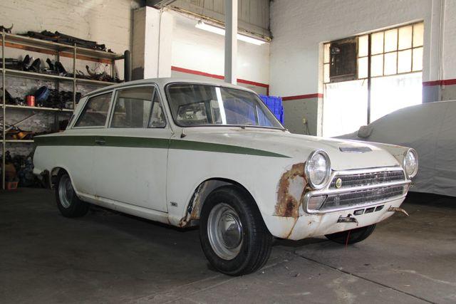 1966 Lotus CORTINA MK1 Jacksonville , FL 2