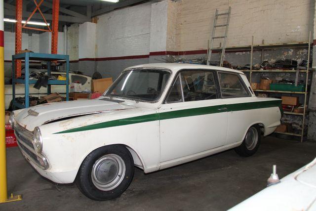 1966 Lotus CORTINA MK1 Jacksonville , FL 1