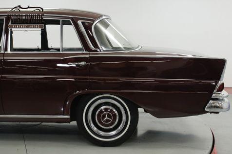 1966 Mercedes-Benz 230S RARE FIN TAIL W111 CAR 2.3L MOTOR PB   Denver, CO   Worldwide Vintage Autos in Denver, CO
