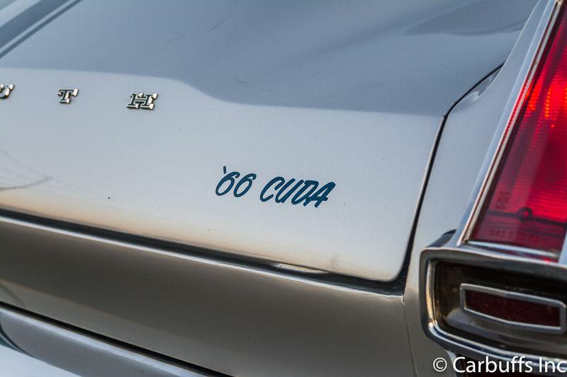 1966 Plymouth Barracuda Formula S Clone   Concord, CA   Carbuffs in Concord, CA