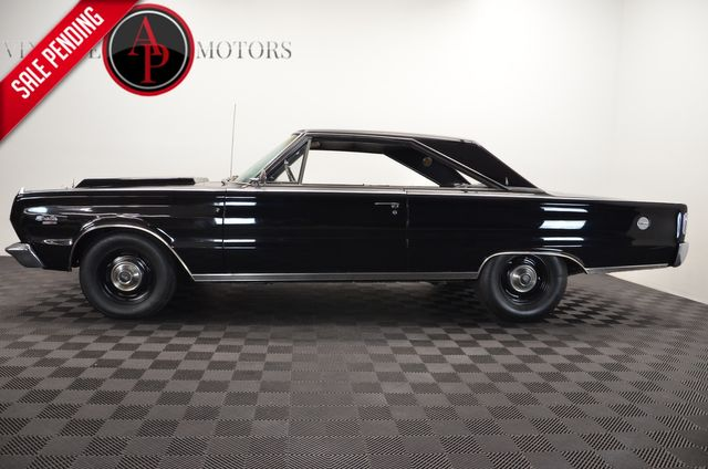 1966 Plymouth SATELLITE RARE 4 SPEED CONSOLE CAR