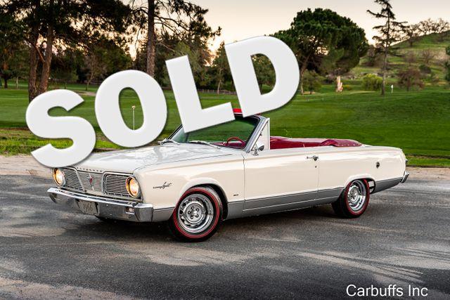1966 Plymouth Valiant Convertible | Concord, CA | Carbuffs in Concord