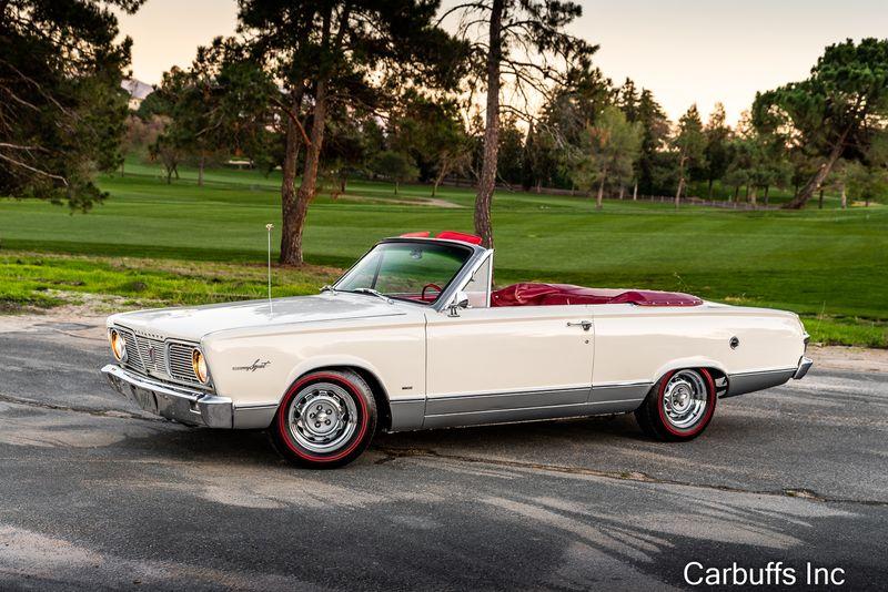 1966 Plymouth Valiant Convertible | Concord, CA | Carbuffs in Concord, CA