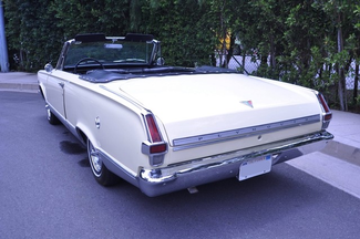 1966 Plymouth Valiant Signet Convertible  city California  Auto Fitness Class Benz  in , California