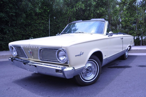 1966 Plymouth Valiant Signet Convertible in , California
