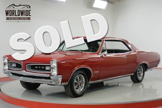 1966 Pontiac GTO 389 TRI-POWER V8. RESTORED. SHOW  | Denver, CO | Worldwide Vintage Autos in Denver CO