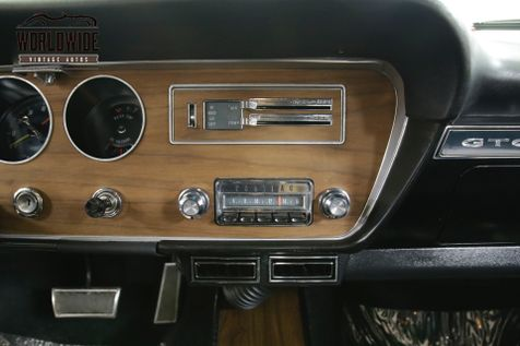 1966 Pontiac GTO 389 TRI-POWER V8. RESTORED. SHOW  | Denver, CO | Worldwide Vintage Autos in Denver, CO