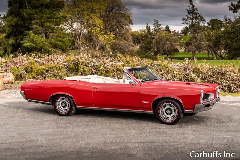 1966 Pontiac GTO Convertible | Concord, CA | Carbuffs in Concord, CA