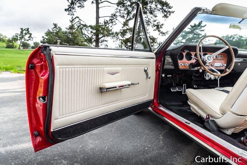1966 Pontiac GTO Convertible   Concord, CA   Carbuffs in Concord, CA