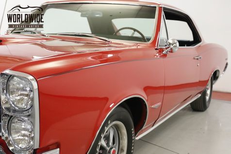 1966 Pontiac GTO 389 TRI-POWER V8. RESTORED. | Denver, CO | Worldwide Vintage Autos in Denver, CO