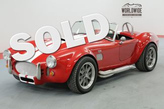 1966 Shelby COBRA STREET BEAST 1K MILES 5 SPEED 4.6L CRATE | Denver, CO | Worldwide Vintage Autos in Denver CO