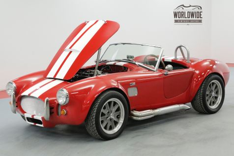 1966 Shelby COBRA STREET BEAST 1K MILES 5 SPEED 4.6L CRATE | Denver, CO | Worldwide Vintage Autos in Denver, CO