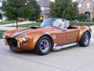 1966 Shelby Cobra Replica   | Mokena, Illinois | Classic Cars America LLC in Mokena Illinois