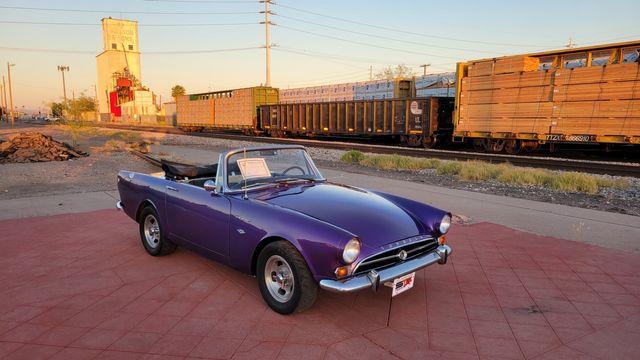 1966 Sunbeam Tiger MK1
