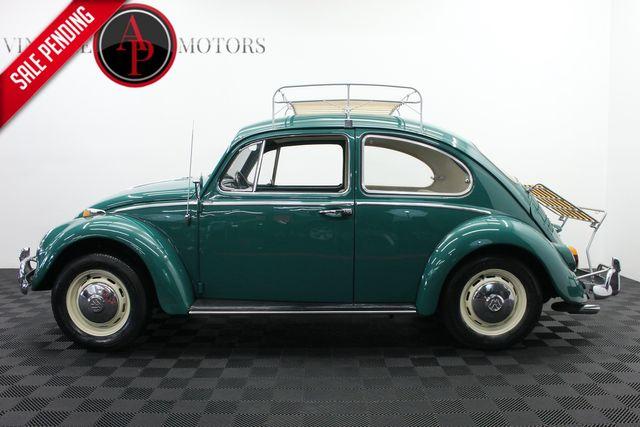 1966 Volkswagen BEETLE BUG POP OUT WINDOWS