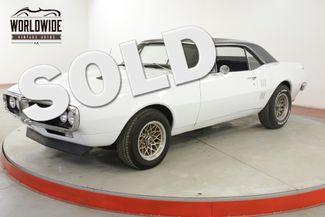 1967 Pontiac FIREBIRD  400 V8 AUTO SNOWFLAKE WHEELS PB | Denver, CO | Worldwide Vintage Autos in Denver CO