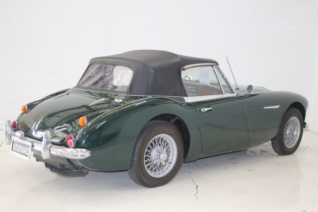 1967 Austin-Healey 3000 CONVERTIBLE SPORTS CAR Houston, Texas 15