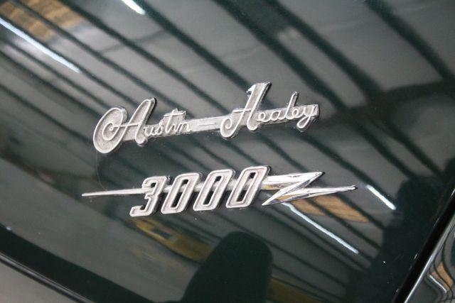 1967 Austin-Healey 3000 CONVERTIBLE SPORTS CAR in Houston, Texas 77057