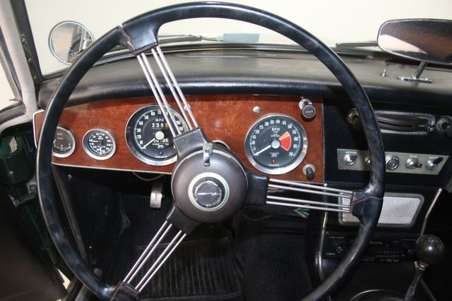 1967 Austin-Healey 3000 CONVERTIBLE SPORTS CAR Houston, Texas 28
