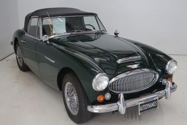 1967 Austin-Healey 3000 CONVERTIBLE SPORTS CAR Houston, Texas 4