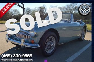 1967 Austin Healey 3000 ONLY 44K MILES - ULTRA ORIGINAL HERITAGE CERT in Rowlett