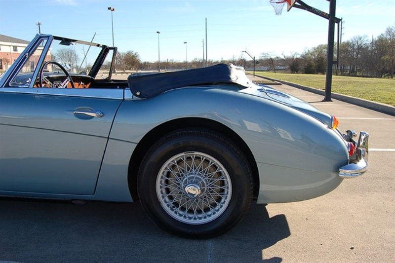1967 Austin Healey 3000 ONLY 44K MILES - ULTRA ORIGINAL HERITAGE CERT in Rowlett, Texas