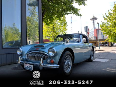1967 Austin Healey 3000 MK III BJ8 Convertible 58,694 Original Miles  2 Owners 1st Time Offered For Sale Since 1970 in Seattle