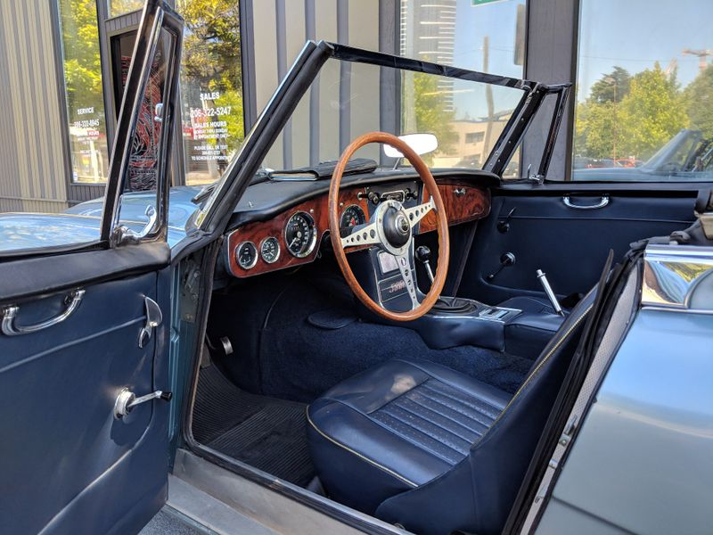 1967 Austin Healey 3000 MK III BJ8 Convertible 58694 Original Miles  2 Owners 1st Time Offered For Sale Since 1970  city Washington  Complete Automotive  in Seattle, Washington