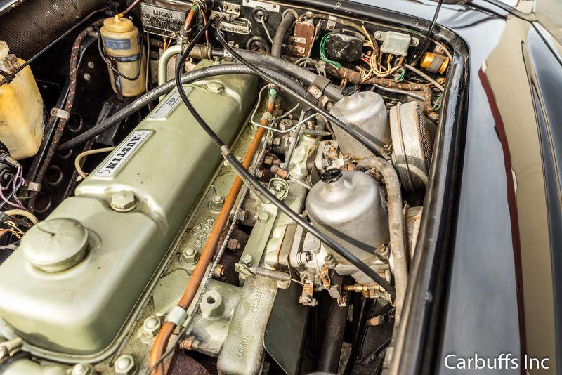 1967 Austin-Healey 3000 MK III BJ8   Concord, CA   Carbuffs in Concord, CA