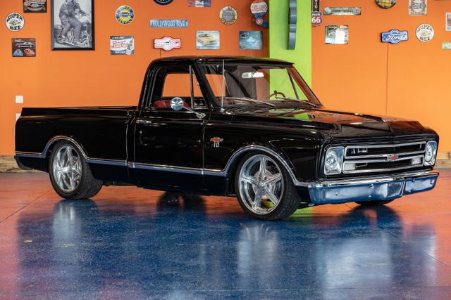 1967 C10 Ls Custom 115 INCH SHORT WHEELBASE in Mustang, OK 73064