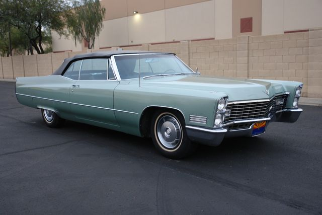1967 Cadillac DeVille Phoenix, AZ 0