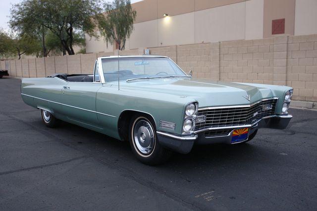 1967 Cadillac DeVille Phoenix, AZ 10