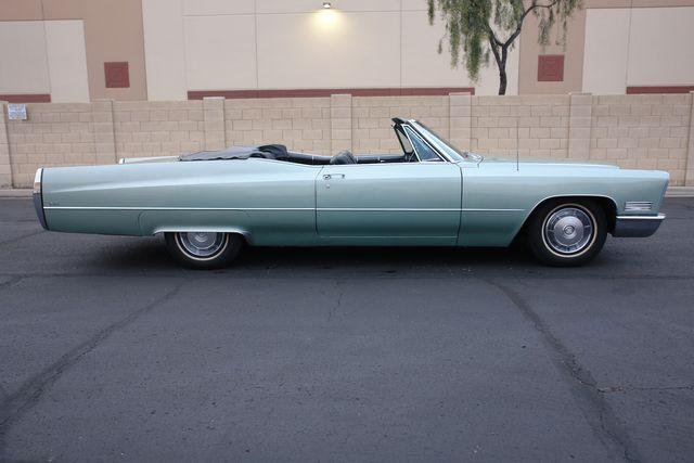 1967 Cadillac DeVille Phoenix, AZ 11