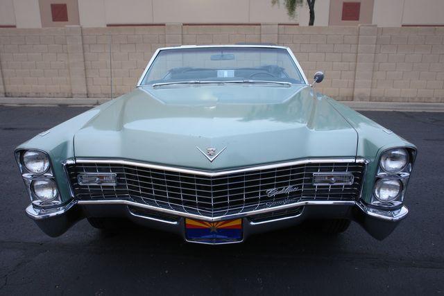 1967 Cadillac DeVille Phoenix, AZ 13