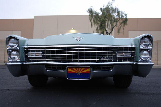 1967 Cadillac DeVille Phoenix, AZ 14