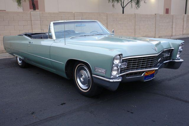 1967 Cadillac DeVille Phoenix, AZ 18