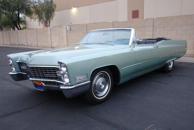 1967 Cadillac DeVille Phoenix, AZ 19